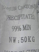 barium carbonate 99%